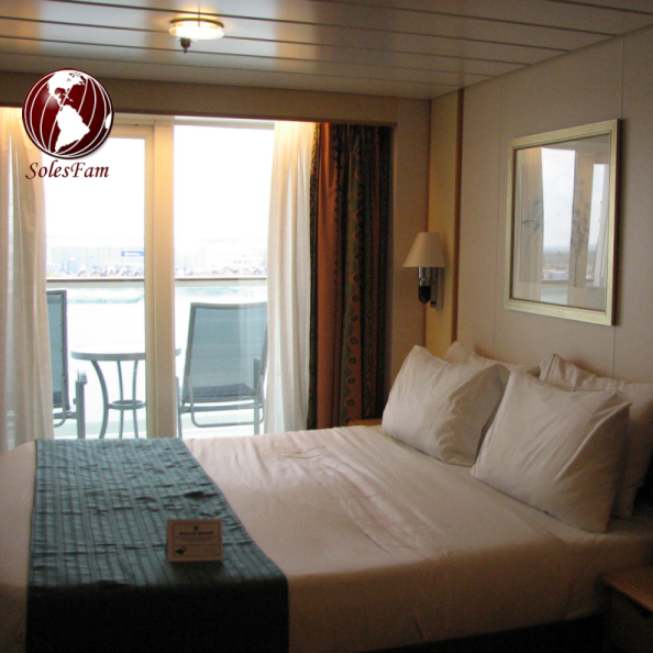 Liberty of the Seas – Balcony Stateroom